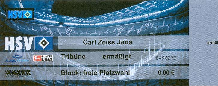 Tickets Hsv Köln